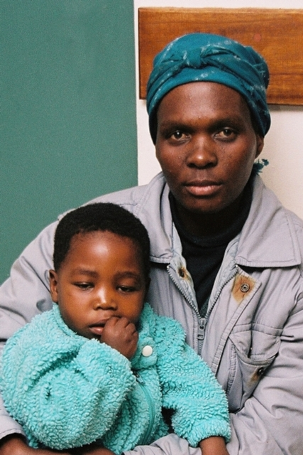 Capetown Mother & Child